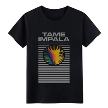 Men's TAME IMPALA t shirt Designs Short Sleeve O-Neck Outfit Gift Funny summer Outfit shirt