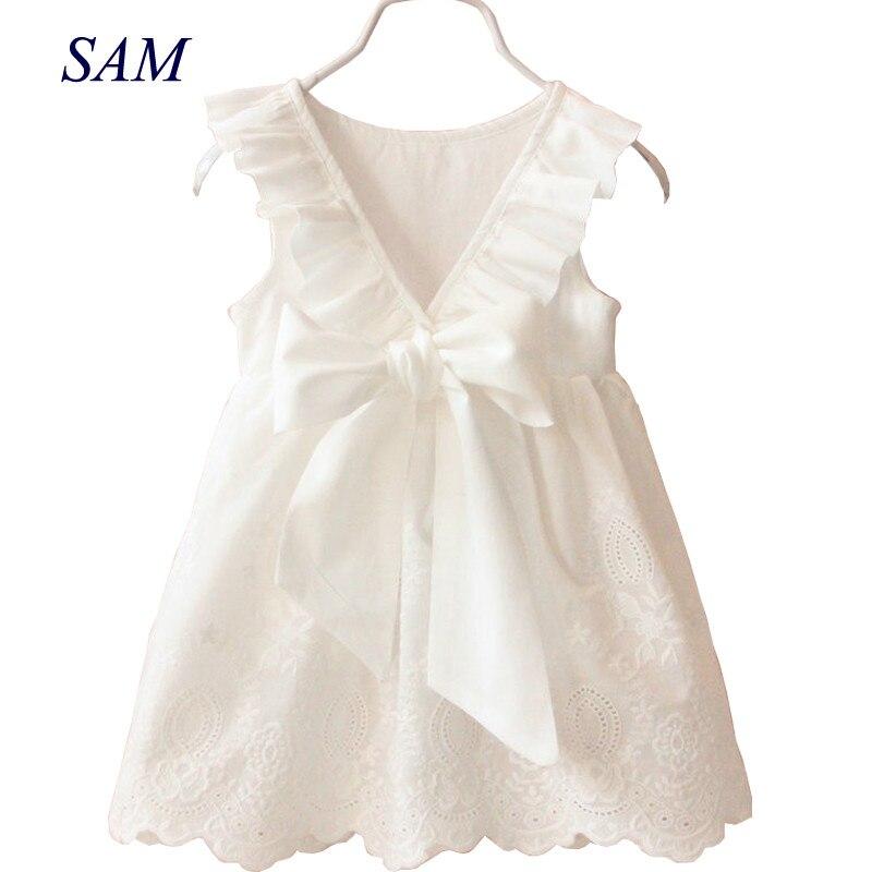 c5276c2c7cec Κορίτσια φόρεμα 2018 καλοκαίρι νέα κορίτσι πριγκίπισσα ρούχα παιδιά ...