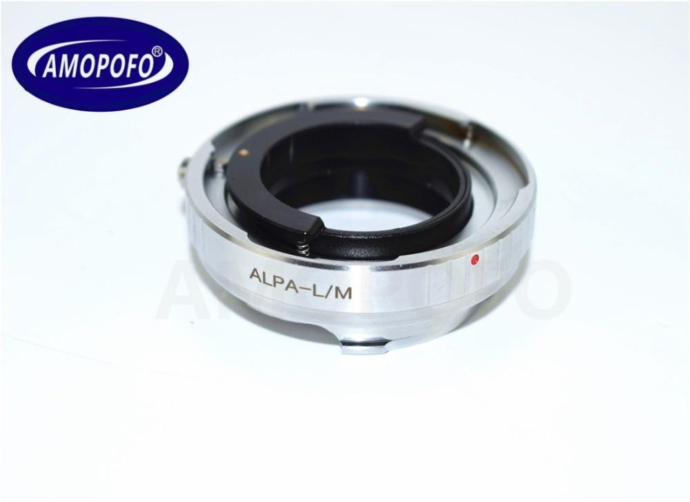 Leica üçün ALPA-LM Adapter ALPA Lens-TECHART LM-EA 7 üçün M L / - Kamera və foto - Fotoqrafiya 2