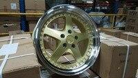 4 New 18 Rims Wheels Et 30mm 15 Series Alloy Wheel Rims