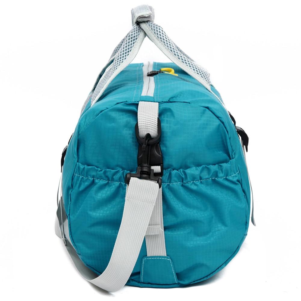 Free Knight FK0726 Folding Gym Fitness Bag Waterproof Yoga Sport Training Duffel Bag Luggage Hiking Travel Shoulder Handbag