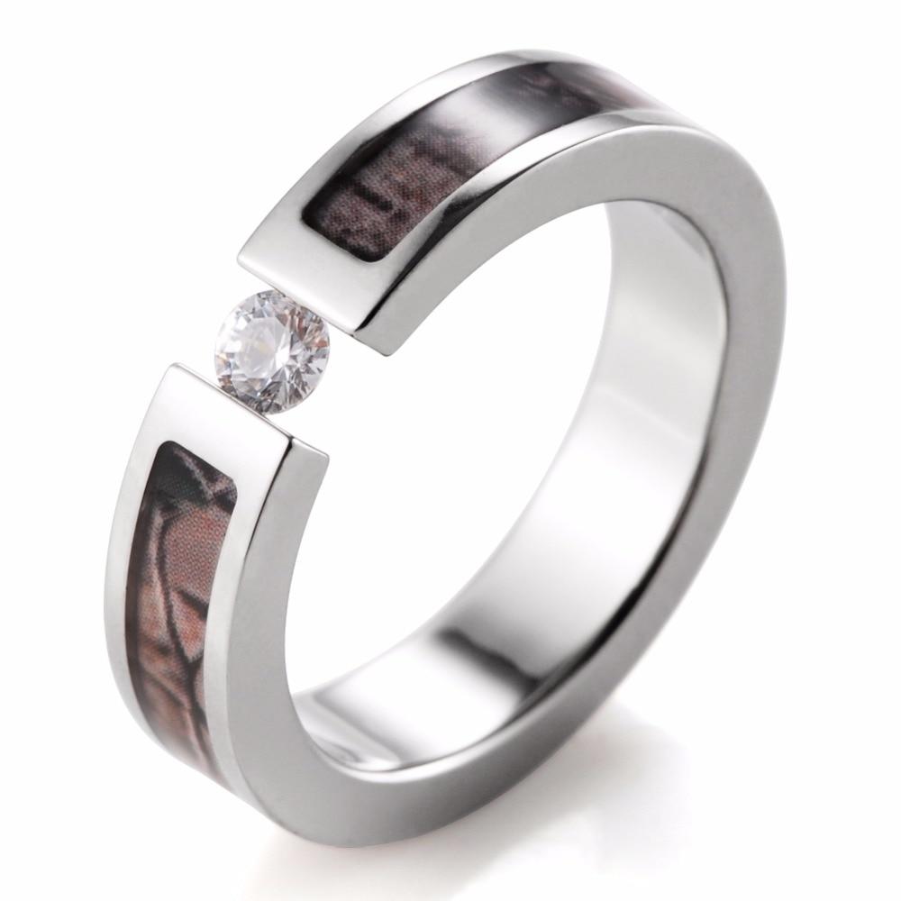 elegant pink camo wedding rings design camo wedding band sets Pink camo wedding rings