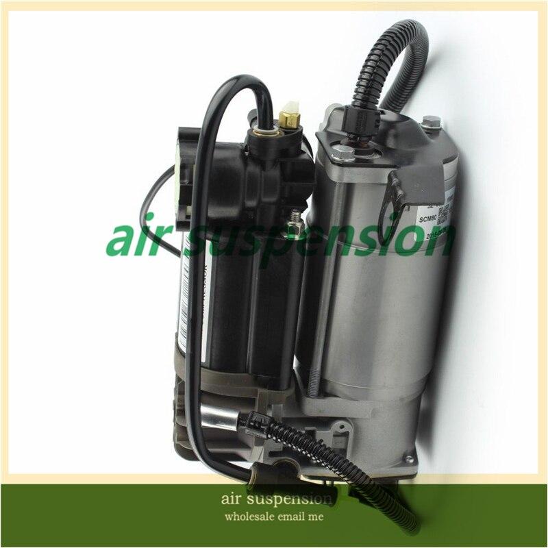 Livraison gratuite pour Audi A8 compresseur à Suspension pneumatique pompe patrouille moteur 6/8 cylindre 4E0616007 2002-2011