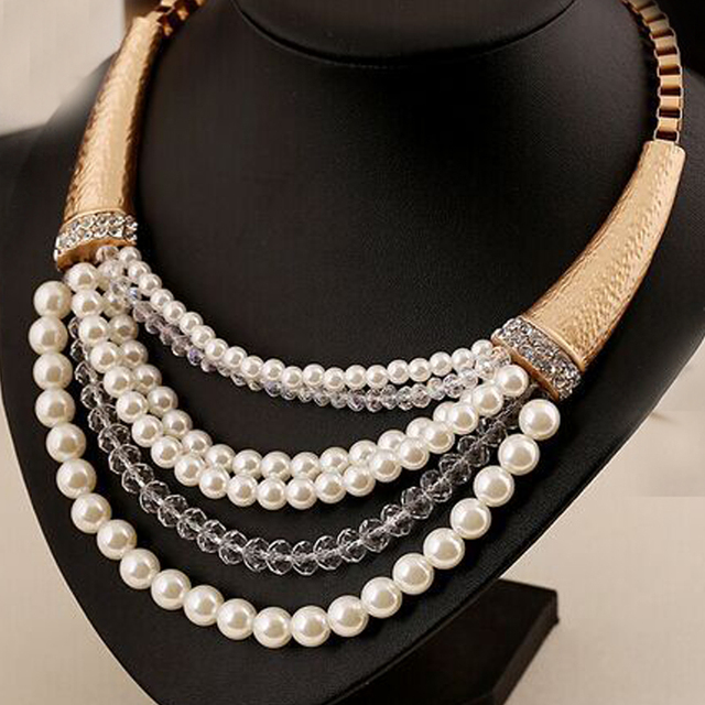 collier perle 2015