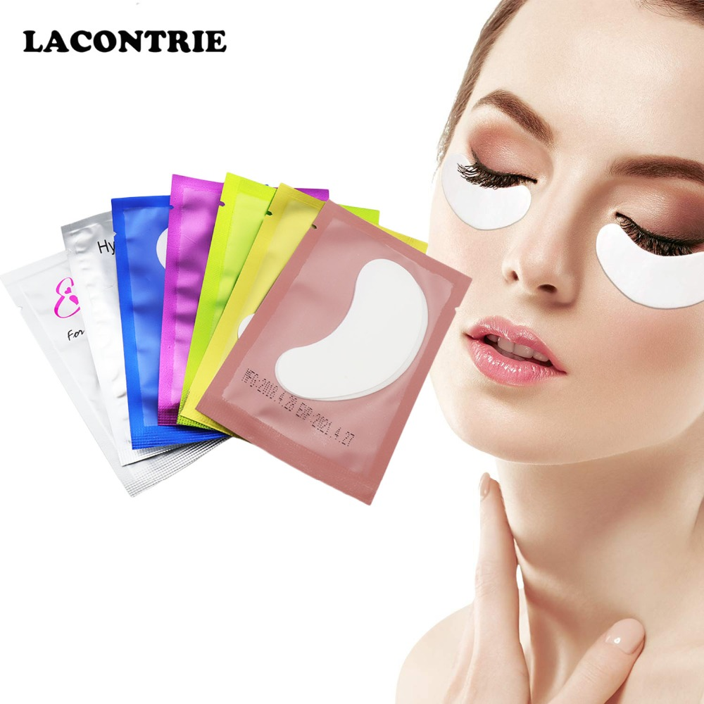 Under Eye Pads Patch 50/100 Pairs Gel Patches 100% Natural Hydrogel Set Eyelash Extensions Pads Eyelash Extension SuppliesUnder Eye Pads Patch 50/100 Pairs Gel Patches 100% Natural Hydrogel Set Eyelash Extensions Pads Eyelash Extension Supplies