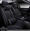 Couro do assento de carro especial cobre Para Duster Logan Sandero Dacia Todos Os Modelos/almofadas do carro acessórios do carro estilo do carro
