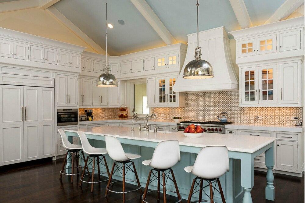 americana de madera maciza muebles de cocina con muebles de cocina de madera maciza