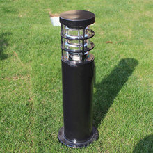 hot deal buy 60cm tall villa outdoor lawn lamp modern aluminum courtyard lamps outdoor lighting