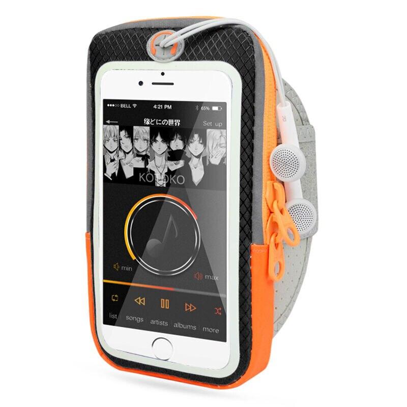 5 5 6 0 Inch Phone font b Sport b font font b Armband b font