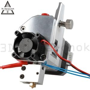 Image 5 - New!3D Matalchok ALL Metal BMG Bowden Extruder Dual Drive Extruder for 3d printer High performance MK8 ender 3 anet a8