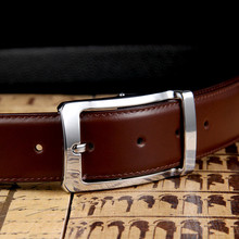 High Quality Luxury Leather Belt For Men