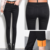 Calças de Brim Das Mulheres Engrossar quente Calças de Inverno calças Jeans Femininas Moda de Cintura Alta Calça Jeans Femme Denim Calças Jeans Skinny Mulher Namorado