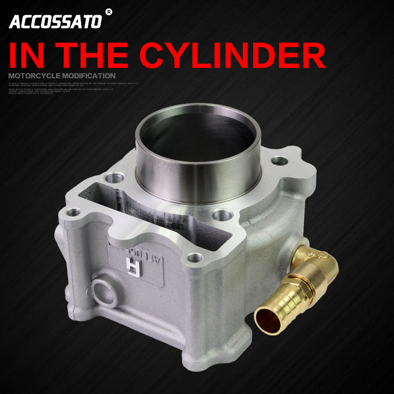 The motorcycle water cooled cylinder 55/56/58.5/59/61 CUXI100 JOG FS100 RS100 rsz100 modified forging cylinder mcintosh rs100