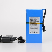 DC 121800 12V 18000mAh Super Universal Rechargeable Lithium-ion Battery Pack For CCTV camera video recorder