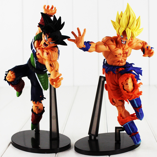 Dragon ball Z Super Saiyan Son Goku PVC Action Figure (10 Style)
