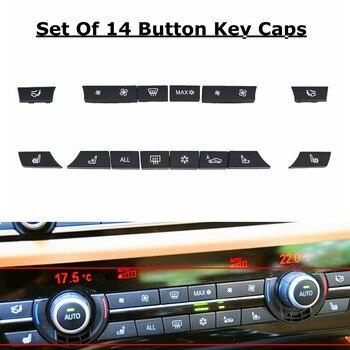 1 סט נמוך/בינוני/גבוה רכב 14 כפתור מפתח כובעי ערכת תיקון/C דוד מתג עבור BMW 5 6 7 F10 F12 F01