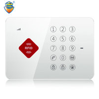 Safearmed G7 Original Super Thin GSM Alarm Systems Android IOS APP Alarms Home Security System With