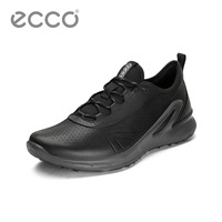 2018 Autumn ECCO Fashion Cow Genuine Leather Men's Casual Shoes Men Sneakers Male Outdoor Breathable Waterproof Sports Footwear