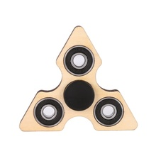 2017 Hot Wooden Fidget Toy EDC hand finger spinner For Autism and ADHD Anxiety Stress Relief Focus Toys Gift