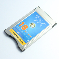 Original!!! 18 in One MMC SD SDHC MS PRO XD Memory Card Adapter PCMCIA ATA Card Adapter/Reader
