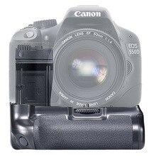 Neewer BG-E8 сменная Батарейная ручка для Canon EOS 550D 600D 650D 700D/Rebel T2i T3i T4i T5i SLR камер