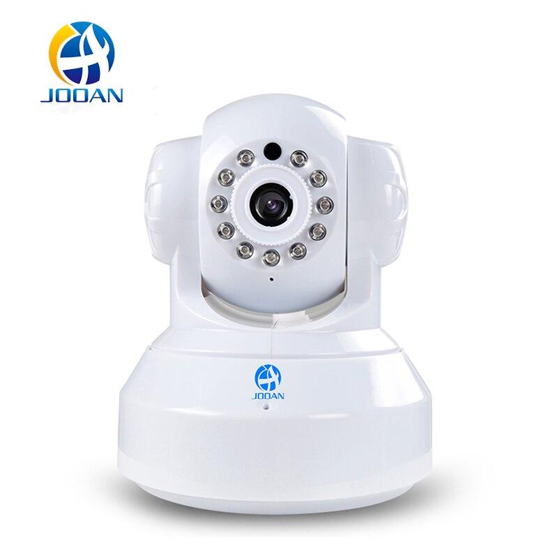 ФОТО JOOAN C6 1.0MP WiFi Video Monitoring Security Wireless IP Camera with Pan/Tilt, Two-Way Audio, Plug & Play Setup, Full HD 720P