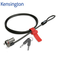Kensington Original High Security Level Anti theft Keyed Laptop Computer Lock with Steel Cable Chain for Ultrabook K64590