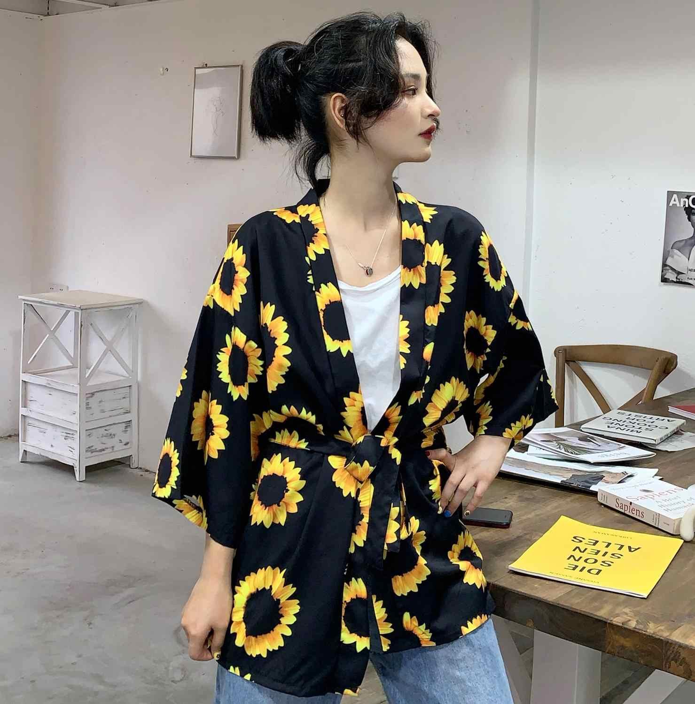יפני קימונו מסורתי קרדיגן אובי יאקאטה נשים מסורתית יפני קימונו יפן בגדי נשים קימונו קרדיגן