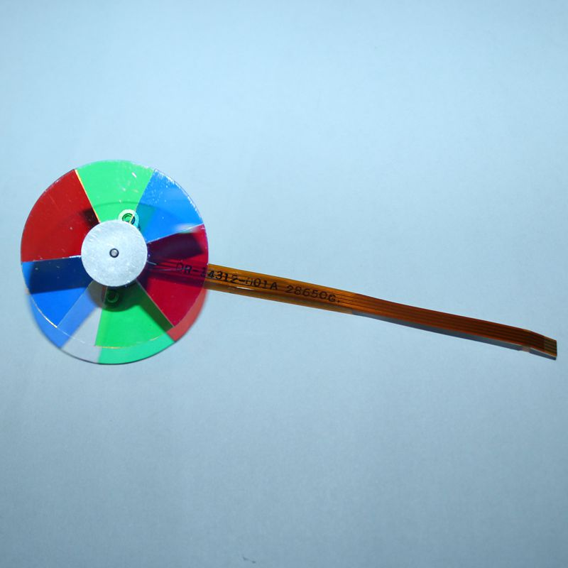 100 New Projector Color Wheel For LG AH215 Free Shipping