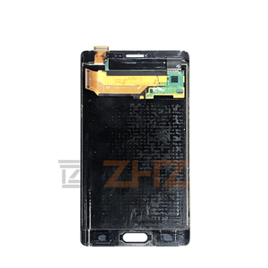 Image 4 - SUPER AMOLED For SAMSUNG Galaxy Note 4 Edge lcd N915 N915FD N915F LCD touch screen Digitizer Assembly with Frame repair parts