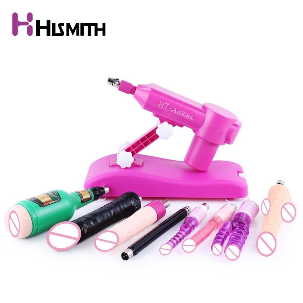 Hismith Water injection Sex machine for women dildo vibrator love machine female masturbation machine sex toys