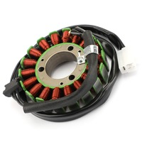 Areyourshop Motorcycle Alternator Stator Coil For Kawasaki ZXR400R ZX400 ZXR400 ZR400 89 99 21003 1211 Motorcycle Accessories