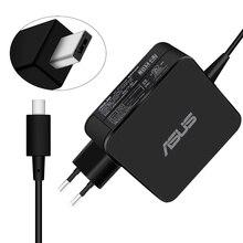 Cargador de corriente alterna microusb para portátil Asus Notebook, 19V, 1,75a, 33W, para ASUS Eeebook X205 X205T X205TA E202 E202SA E205SAAdaptador para ordenador portátil