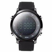 Diggro EX18 Смарт-часы 5ATM профессиональный водонепроницаемый шагомер с поддержкой Bluetooth Калорий напоминание спортивные наручные браслеты для iOS и Android
