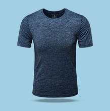 Men Boys Compression Quick Drying Tops Running T-shirts basketball Jerseys Stretch Anti-wrinkle Moisture Perspiration T-shirts