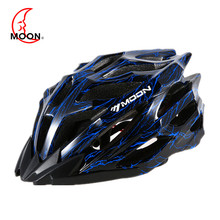 цена на MOON Transformers Cycling Helmet Top Grade Sports Safety Cycling Road Mountain Helmet Ultralight Multicolor Protective Helmet