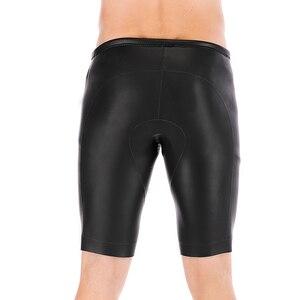 Image 2 - SBART 3mm Mens Wetsuit Shorts Open Cell Smooth Skin Diving Pants Neoprene Waterproof Snorkeling Scuba Diving Kayaking Pants