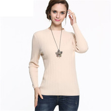 Women Pullover Plus Large Size Clothing Slim Ruffled Long Sleeve Solid Color Twist Knitted Women Sweater Femininas 3XL 4XL 5XL