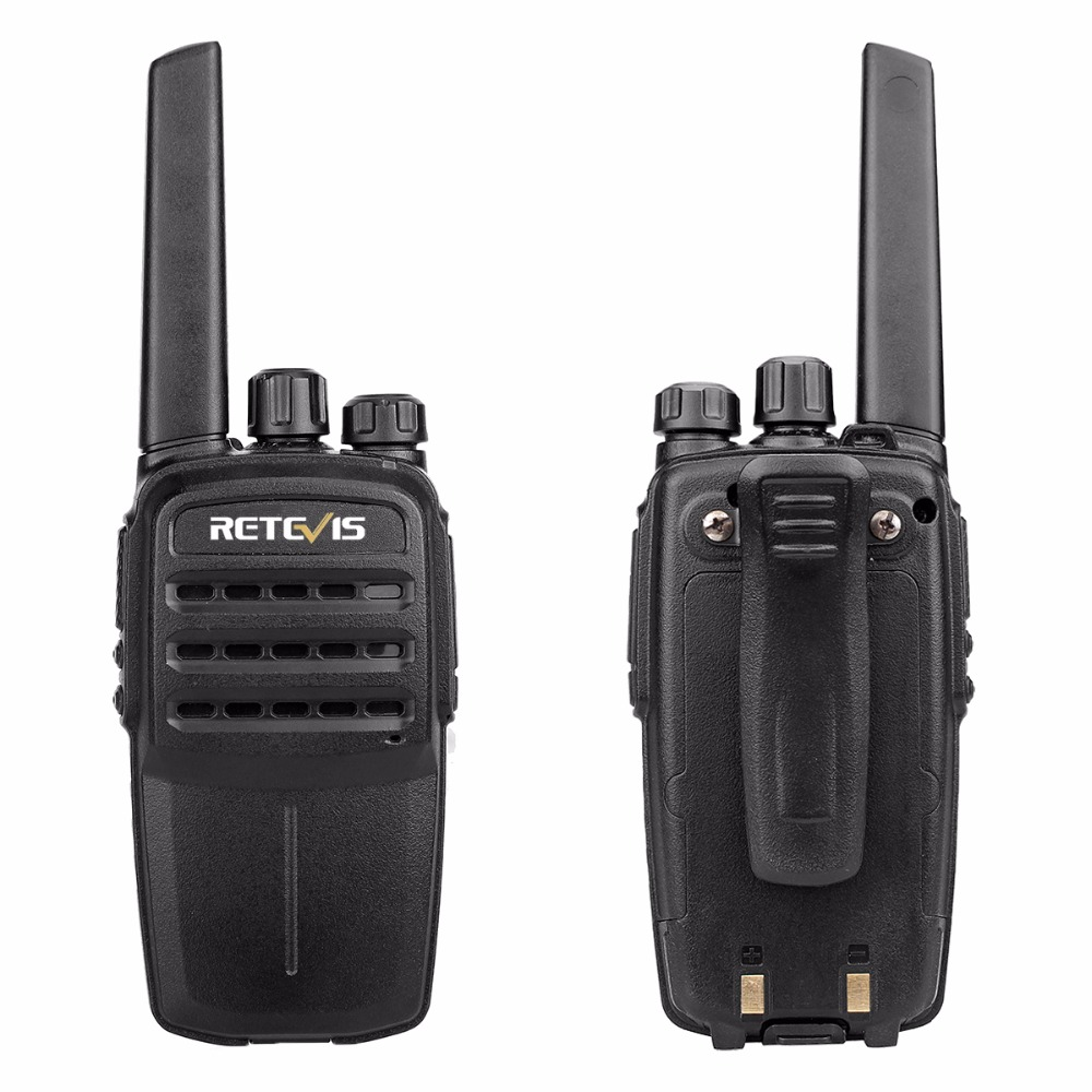 Image 4 - 2pcs RETEVIS RT40 Licence free Digital Two Way Radio Portable Walkie Talkie DMR PMR446/FRS PMR 446MHz 0.5W For Hotel/Restaurant-in Walkie Talkie from Cellphones & Telecommunications