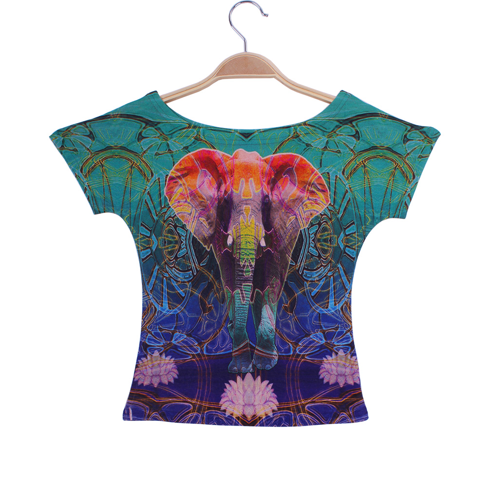 8b665cf35 Buy elephant tee shirts and get free shipping on AliExpress.com