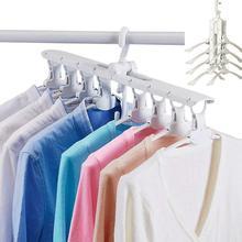 1 шт. складная вешалка для одежды Нескользящая одежда костюм платье блузка брюки рубашка стойка Органайзер