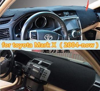 dashmats car-styling accessories dashboard cover for toyota mark x 2004 2005 2006 2007 2008 2009 2010 2011 2012 2013 2014 2015 image