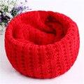 Unisex Winter knitting Wool Collar Neck Warmer Scarf Shawl 20 Colors