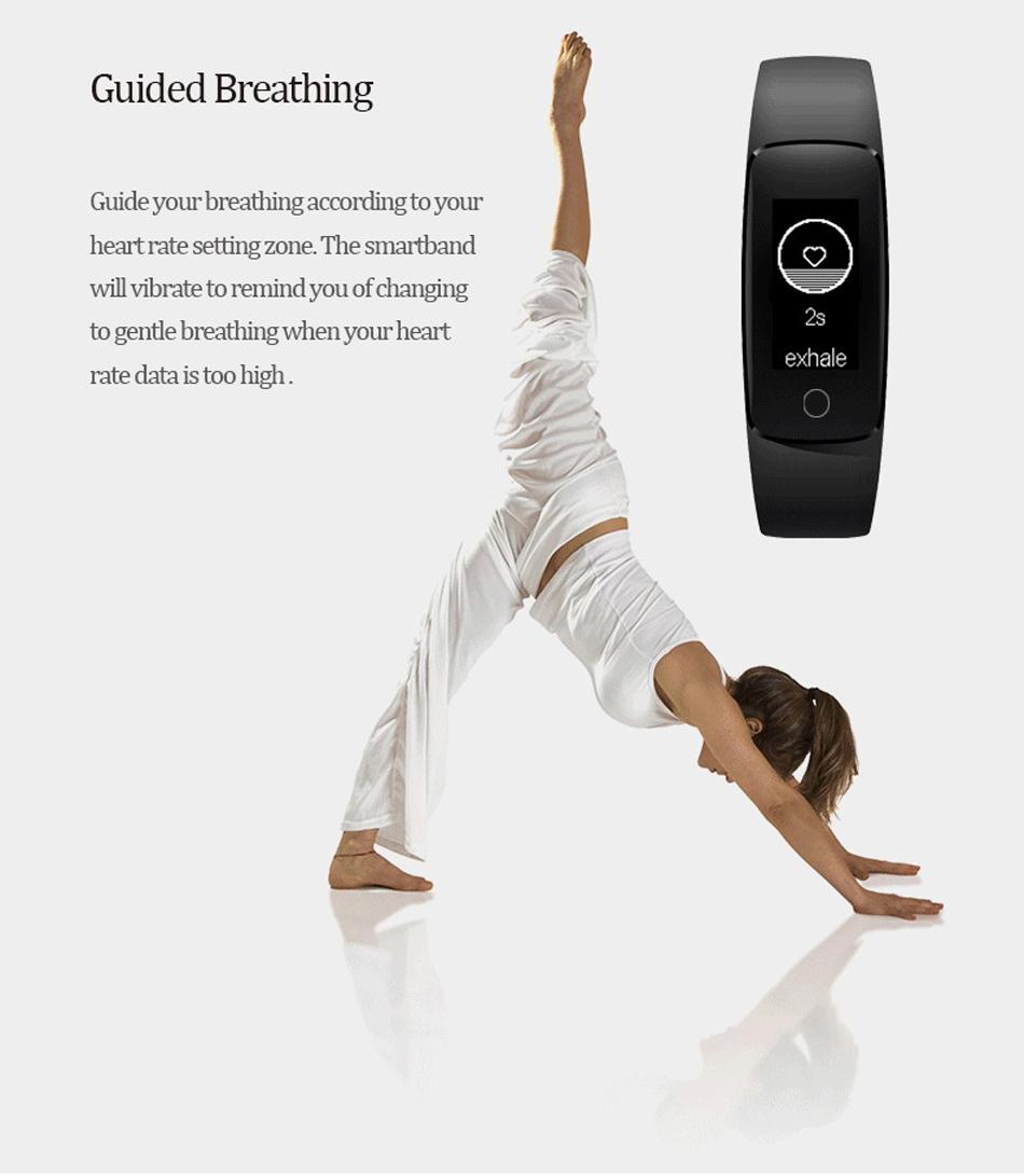 Makibes ID107 Plus HR Smart fitness bracelet (9)