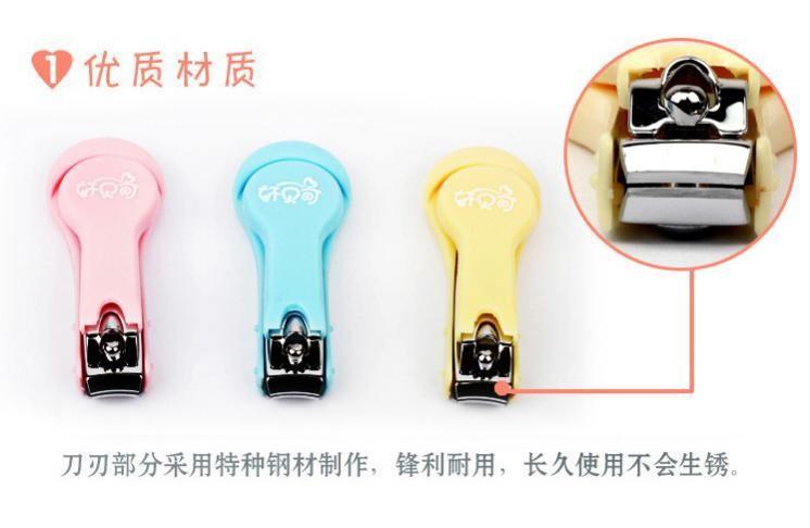 прекрасный laden безопасности ОСК для ногтей маникюр ногтей независимая упаковка 3 цвета заказ смешивания 3 шт./лот бесплатная доставка