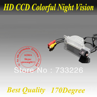 Car Camera Car Rear View Camera With 4 LED CCD HD Camera For Volkswagen Santana VW