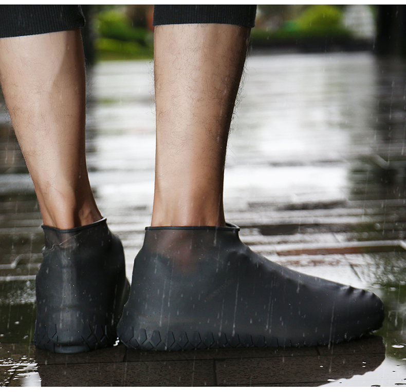 HTB1bjyweRGw3KVjSZFDq6xWEpXaz - Anti-slip Reusable Silicon Gel Waterproof Rain Shoes Covers