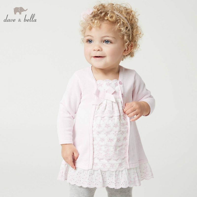DB5136 dave bella spring baby girl fairy dress infant clothes girls peri dress baby birthday dress kid clothes cute sweat dress db3943 dave bella autumn baby girl pink dress infant clothes girls lace dress baby lantern sleeve birthday dress