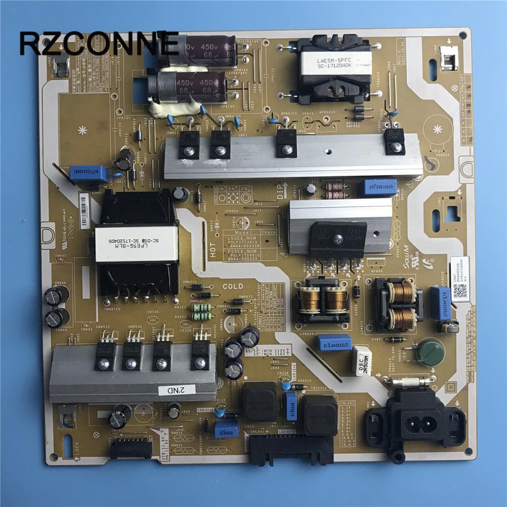 Power Board Card Supply BN44-00932B L55E6-NSM PSLF171301A For 55 Inch Samsung LCD TV UA55NU7300 UN50NU710D UN55NU7200 UN50NU7100