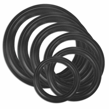 1Pcs 3/4/5/6 Inch Speaker  Foam Surround Foam Edge Sponge Rubber Folding Edge Ring Speaker Repair Accessories Protective Ring